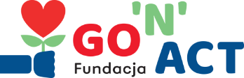Go and act logo